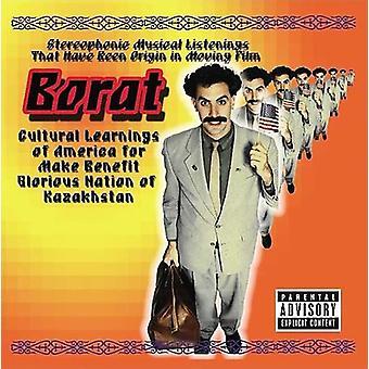 Artisti vari - Borat [CD] USA importare