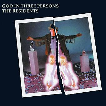Residents - Residents-God in Three Persons [CD] USA import