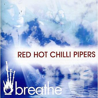 Red Hot Chilli Pipers - Breathe [CD] USA import
