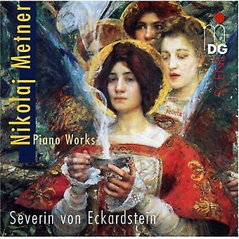 J. Medtner - Nikolaj Metner: Piano Works [CD] USA import