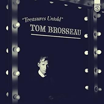 Tom Brosseau - Treasures Untold [Vinyl] USA import