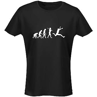 Athlétisme Evo Evolution Womens T-Shirt 8 couleurs (8-20) par swagwear