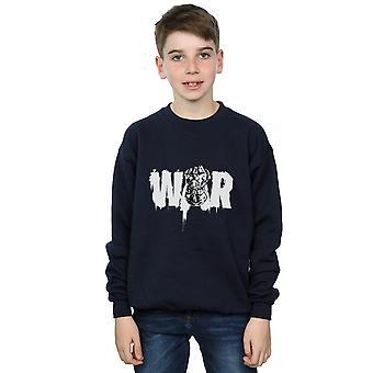 Marvel Boys Avengers Infinity War Fist Sweatshirt