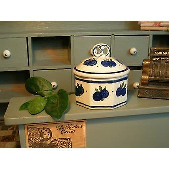 Cookie jar, miniature 7 x 6 cm, tradition 22, BSN 2431