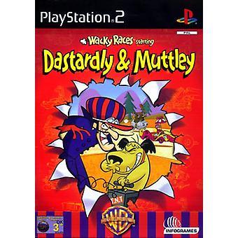 Wacky Races Con Dastardly Muttley (PS2) - Fabbrica sigillata