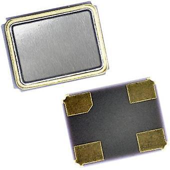 EuroQuartz 24.576MHz XO32050UITA Crystal oscillator SMD HCMOS 24.576 MHz 3.2 mm 2.5 mm 0.95 mm 1 pc(s)