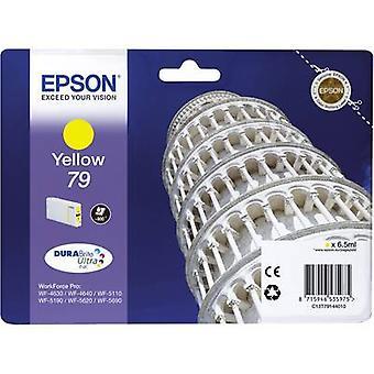 Epson inkt T7914, 79 oorspronkelijke gele C13T79144010