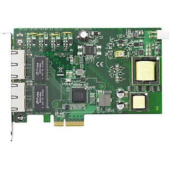 Advantech PCIE-1674PC Card PCI, LAN No. des sorties: 4 x