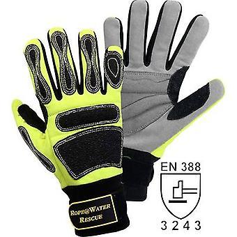 FerdyF. Rope Water Rescue 1978 Nylon Work glove Size (gloves): 10, XL EN 388 CAT II 1 Pair