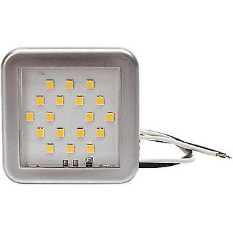 SecoRüt 90990 LED interior light 24 V LEDs (W x H x D) 55 x 55 x 7 mm
