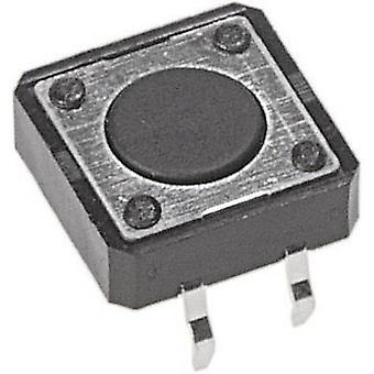 APEM PHAP3320A לחצן 12 V DC 0.05 A 1 x כבוי/(ב) רגעית 1 pc (עם)