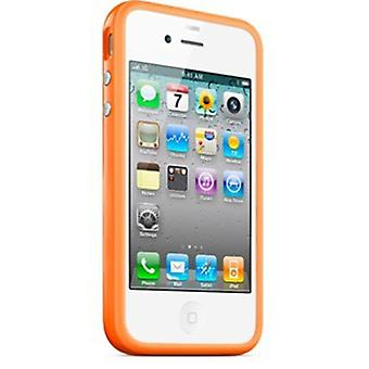 5 Pack -Original Apple iPhone 4/4s Bumper Case (Orange)
