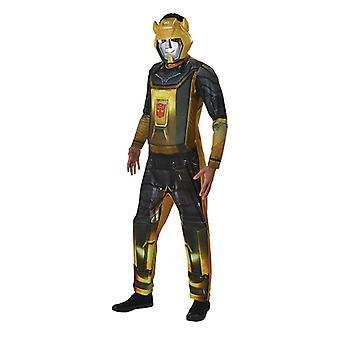 Bumblebee Transformers generációk jelmez felnőtt férfiak