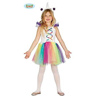 Green sparkling Unicorn costume for children kids costume Unicorn girl costume dress green fairies fairy
