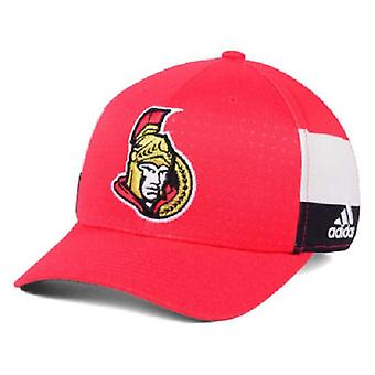 Ottawa Senators NHL Adidas ontwerp Stretch uitgerust hoed