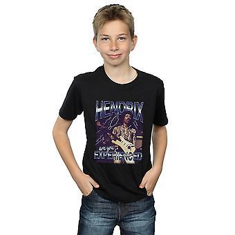 Jimi Hendrix jongens bliksem ervaring T-Shirt