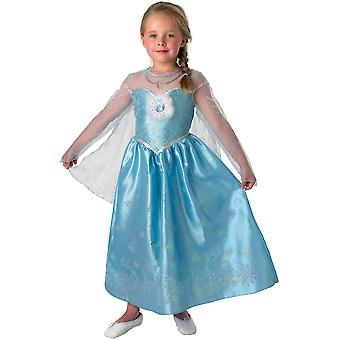 Children's costumes  Disney Elsa dress Frozen