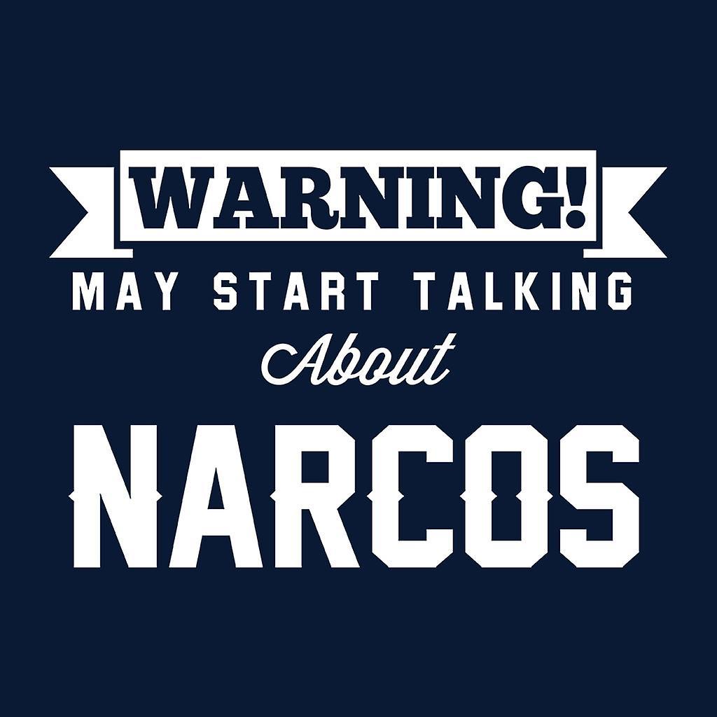 Mise en garde peut commencer à parler gilet des Narcos femmes ogAO1C