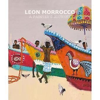 レオン Morrocco - 画家の旅 9781910787 によってエドワード Lucie スミス