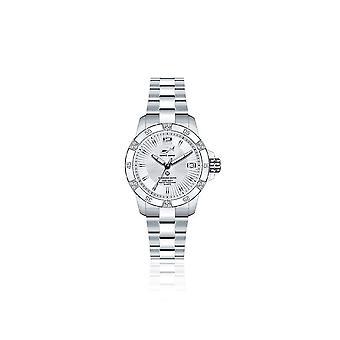 CHRIS BENZ - Diver Watch - DIAMOND DIVER Silver Bay - CB-DD200-SI-MBO