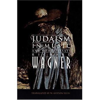 Judendomen i musik och andra essäer