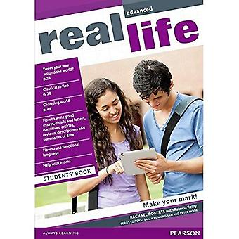 Real Life Global Advanced Students Book