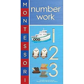 Montessori: Nummer Arbeit