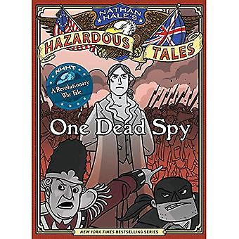 Nathan Hale farlige eventyr: en død spion