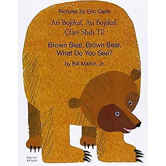 Ours brun, ours brun, que voulez-vous voir?