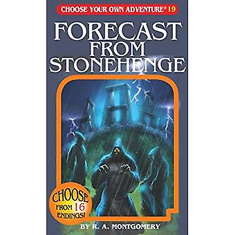 Forecast from Stonehenge [With 2 Trading Cards] (Choose Your Own Adventure (Paperback/Revised))