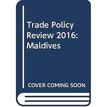 Trade Policy Review - Maldives 2016