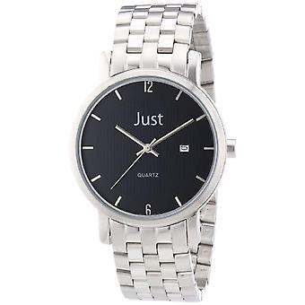 Just Watches 48-S3251-BK-man watch