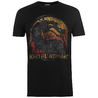 Character Mens Mortal Kombat T Shirt