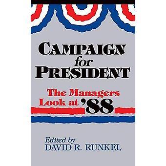 Kampagne for formand ledere ser på 88 af Runkel & David