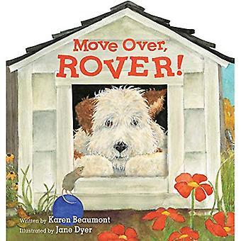 Move Over, Rover! (Board Book) [Board book]