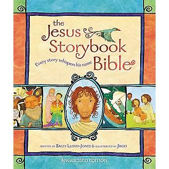 Jezus verhalenboek Bijbel door Sally Lloyd-Jones-9780310729945 Book