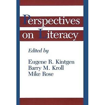 Perspectives on Literacy (2nd) by Eugene Kintgen - Barry M. Kroll - M