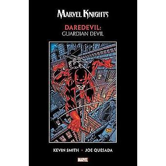 Marvel Knights Daredevil By Smith & Quesada - Guardian Devil by Ma