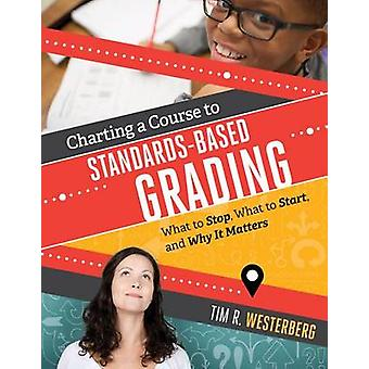 Charting a Course to Standards-Based Grading - What to Stop - What to
