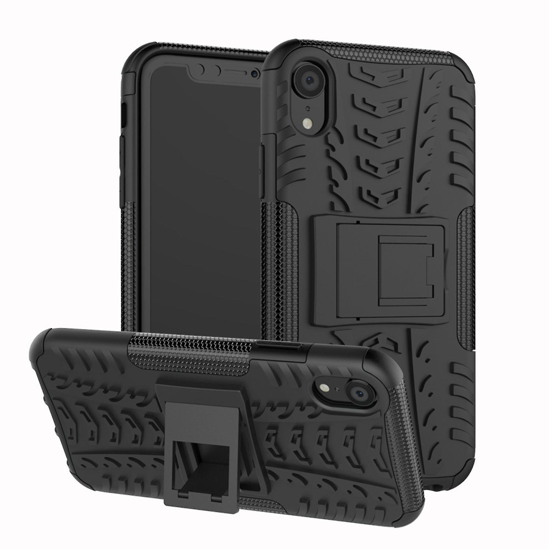iCoverCase   iPhone XR   Stöttåligt Skal