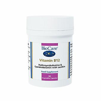 BioCare B12-vitamin tabletta 30 (14630)