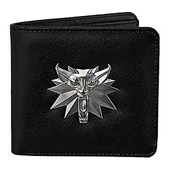 Portefeuille - The Witcher - White Wolf Bi-Fold PU j9275