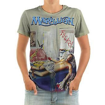 Born2rock - marillion - fugazi - mens t-shirt
