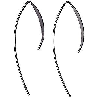 Pilgrim - gold-plated women's earrings 261622 - metal base - color: metallic - cod. 261623033