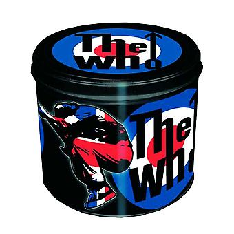 The Who Gift Set Target Band Logo Official Mug and Keyring in a Presentation Tin