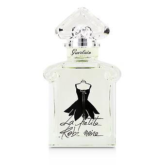 Guerlain La Petite Robe Noire Eau fraiche Eau de Toilette Spray (MA Robe kronblad/unboxed)-30ml/1oz