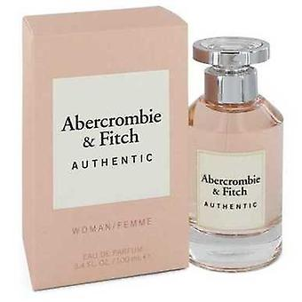 Abercrombie & Fitch Authentic By Abercrombie & Fitch Eau De Parfum Spray 3.4 Oz (women) V728-545989