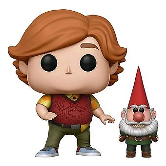 Trollhunters Toby with Gnome Pop! Vinyl