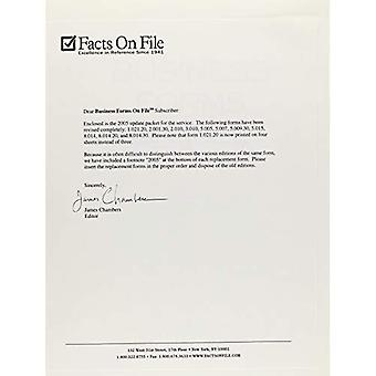 Affärsformulär på fil: varje Form för varje företag, stora som små: 2005 (affärsformulär på fil (uppdateringar))