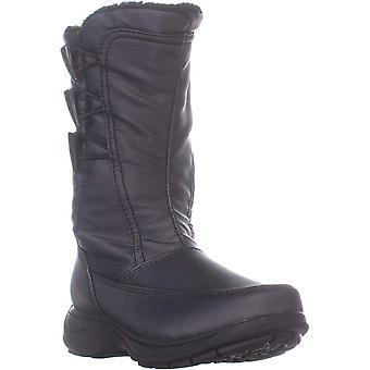 Sporto Womens Dana Almond Toe Mid-Calf Fashion Boots